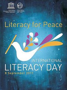 Literacy for Peace - International Literacy Day