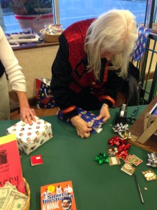 Santa's Elves at B&N
