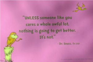 Quote from Dr. Suess